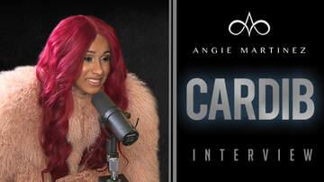 Cardi B Interview