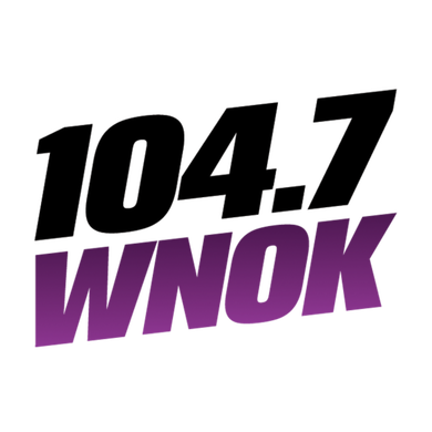104.7 WNOK logo