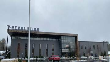 Sports - New England Revolution Unveil New Practice Facility