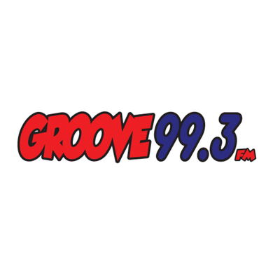 The Groove 99.3 logo
