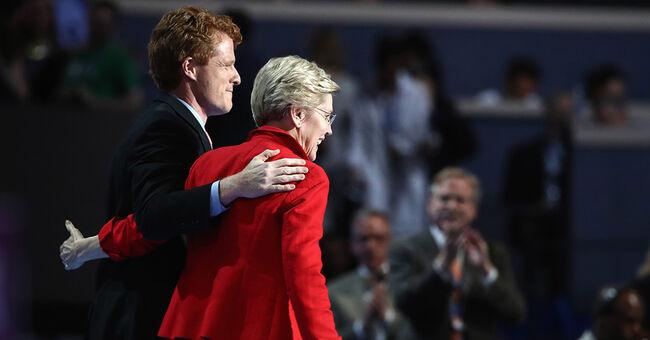 elizabeth warren joe kennedy III democratic national convention 2016 congress