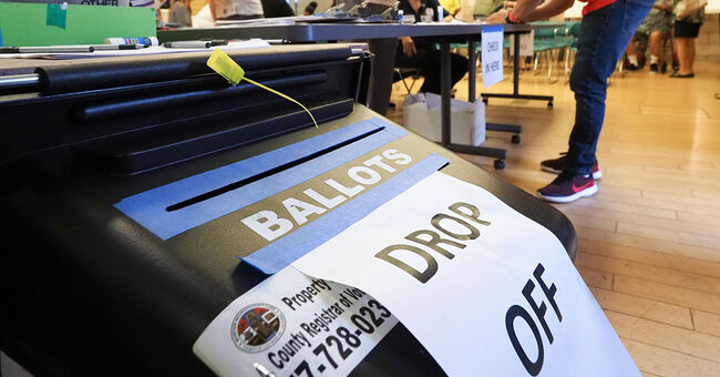ballot box midterms campaign 2018 elections
