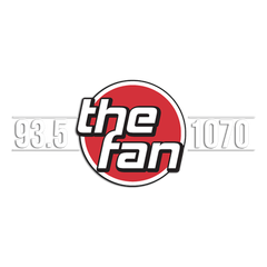 1070 The Fan  logo
