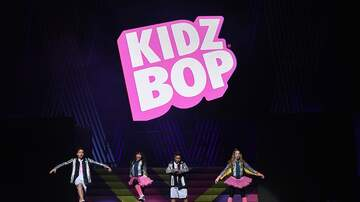 On With Mario - WATCH: Mario Wins 'Dad Dance Off' at KIDZ BOP Concert!