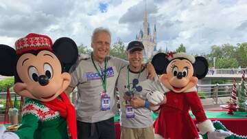 Skip Kelly - Skip Experiences The Gift Of Magic At Walt Disney World
