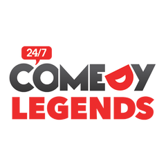 24/7 Comedy Legends logo