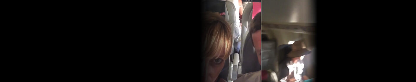 Passengers Film Couple Passionately Trying To Join Mile High Club