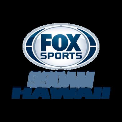 Fox Sports 990 Hawaii logo