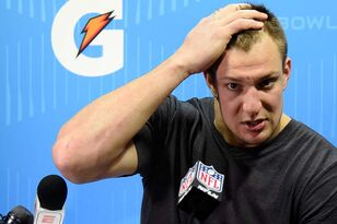 Rob Gronkowski's Foxboro Home Robbed While He Was At Super Bowl