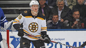 Boston Sports - Bruins Rookie Colby Cave Scores First Career NHL Goal