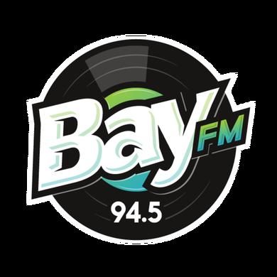 94.5 Bay FM logo