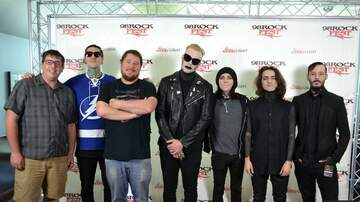 98ROCKFEST - 2019 #98ROCKFEST: Motionless in White Meet and Greets