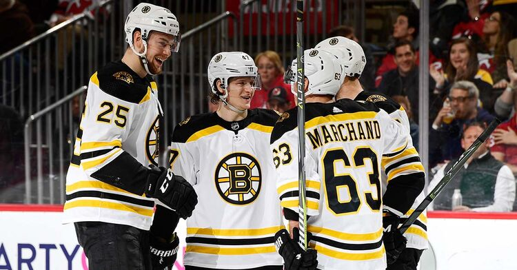 torey krug boston bruins nhl hockey