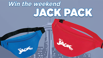 Contest Rules - Weekend JACK PACK Text-To-Win 11.10 – 11.11