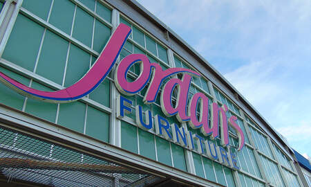 Local News - Jordan's Furniture In Reading Holds Adoption Event