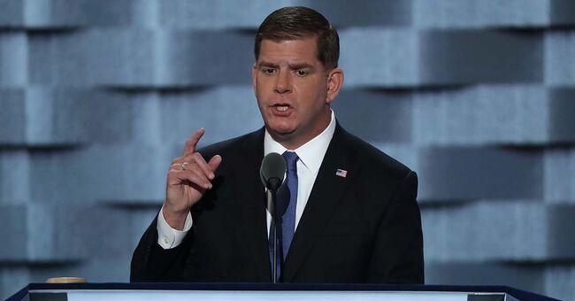 Marty Walsh mayor boston