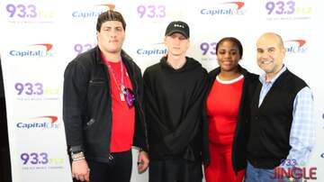93.3 FLZ's Jingle Ball - #FLZJingleball NF Meet & Greet [Photos]