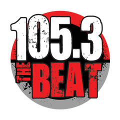 105.3 The Beat logo