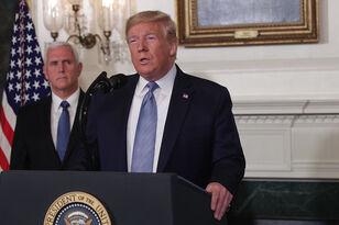 President Trump Calls Weekend Shootings 'Barbaric'