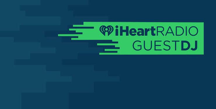 iHeartRadio Guest DJ