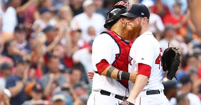 craig kimbrel boston red sox mlb baseball