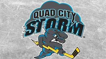 - Quad City Storm vs. Macon Mayhem