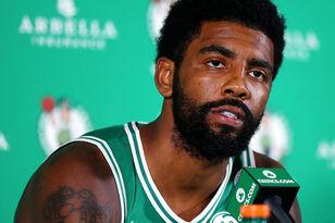 Kyrie Irving Focused On Future With Celtics