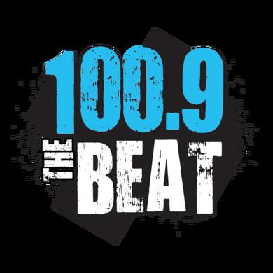 100.9 The Beat logo