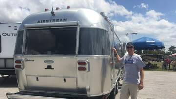 Photos - Ken Payne Checks Out Sleek RVs At The South Florida Fairgrounds
