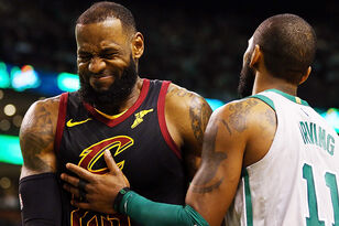 Would Kyrie Irving Play With LeBron James Again For Celtics?