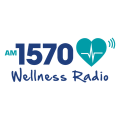 Wellness Radio 1570 logo