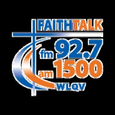Faith Talk 1500 WLQV logo