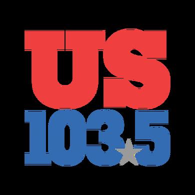 US 103.5 logo