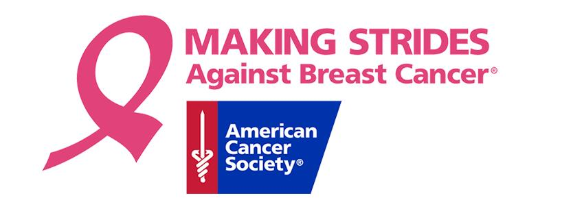 The American Cancer Society Making Strides Against Breast Cancer