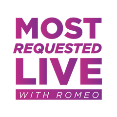 Most Requested Live with Romeo logo