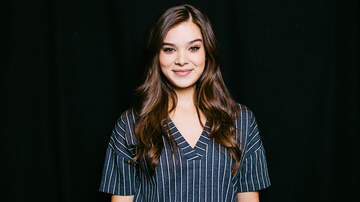iHeartRadio Daytime Village - INTERVIEW: Hailee Steinfeld on Performing With Shawn Mendes, Being A Troye Sivan Fan & Seeing Britney Spears' Vegas Show