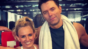 Bobby Bones - Bobby And Morgan2 Went Boxing, Amy Was Supposed To Join