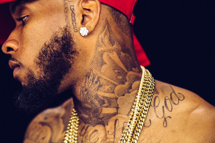 Interview Tattoo Stories With Tory Lanez Iheartradio