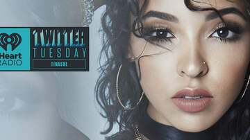 iHeartRadio Daytime Village - 20 Things We Learned About Tinashe From Her iHeartRadio #TwitterTuesday Takeover
