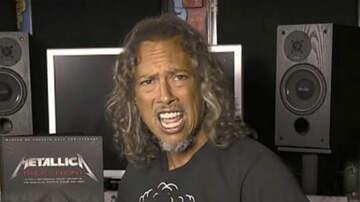 Johnny - Kirk Hammett is releasing his own Coffee Blend