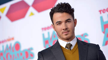 iHeartRadio Daytime Village - Kevin Jonas Hints At Special Announcement In Music