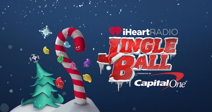 2016 Iheartradio Jingle Ball Tour Presented By Capital One Lineups