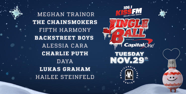 Dallas Jingle Ball