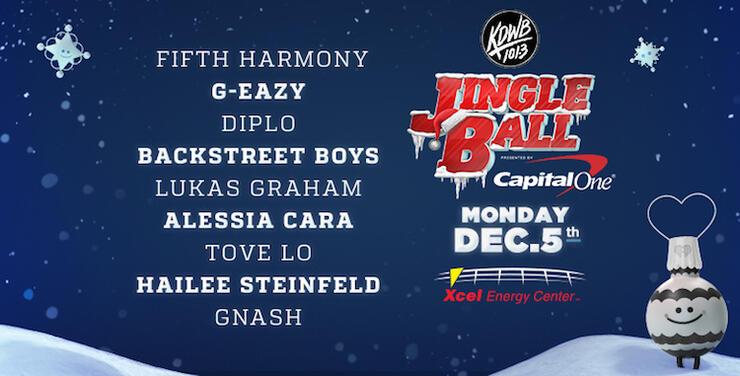 KDWB Jingle Ball