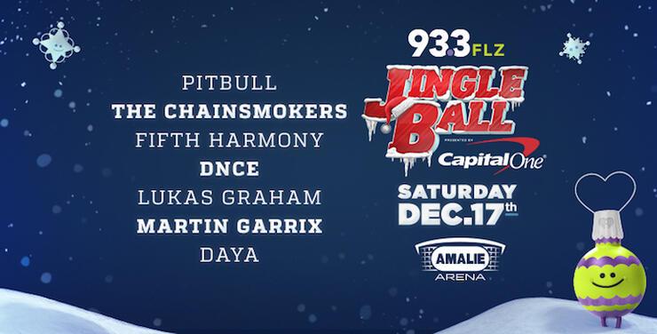 Tampa Jingle Ball