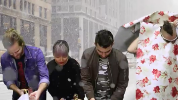 Jingle Ball - DNCE Added To iHeartRadio Jingle Ball Lineup, Competes In Gift Wrap Battle (VIDEO)