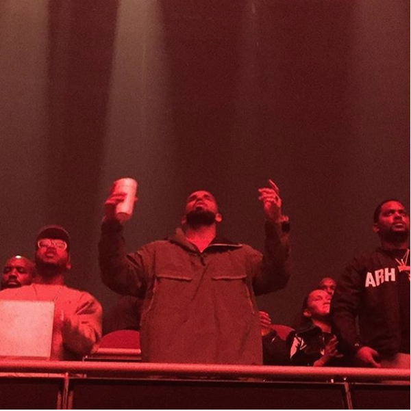 Kanye Stronger Life Of Pablo Tour