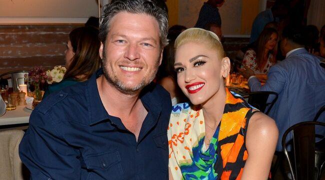 Blake Shelton & Gwen Stefani Buy A House Together