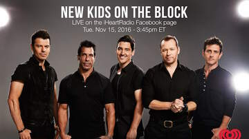 iHeart80s Party - New Kids On The Block Talk 'Total Package Tour' (WATCH)