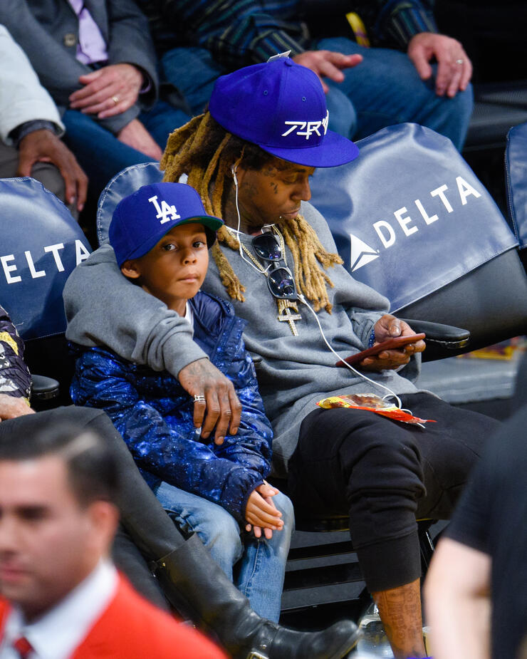 First Public Pics Of Lauren London & Lil Wayne's Son Are ...Lauren London And Lil Wayne Son